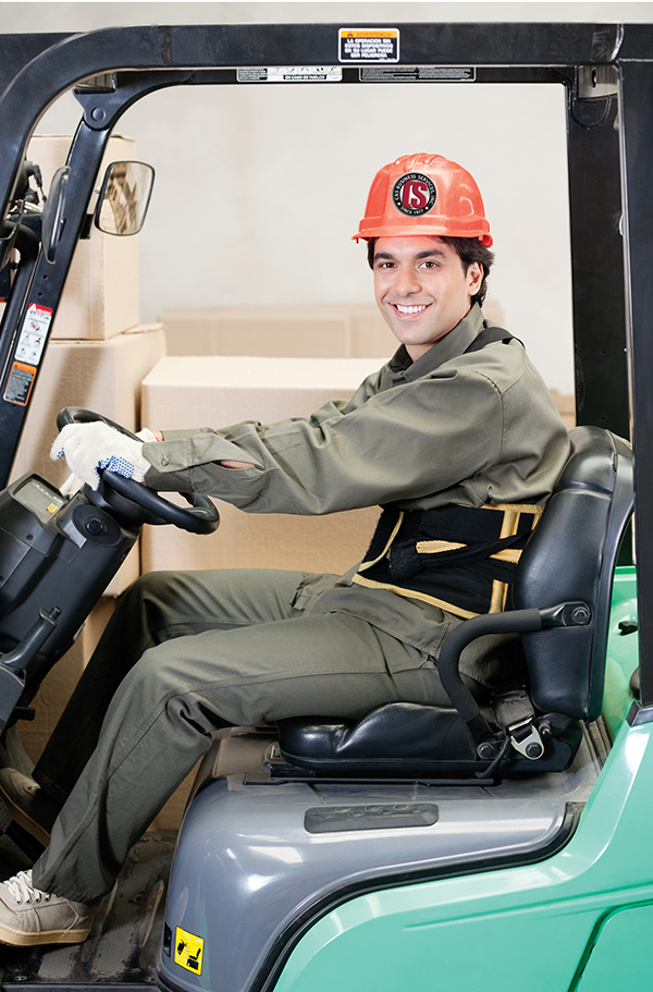 Forklift drivers in Jefferson City