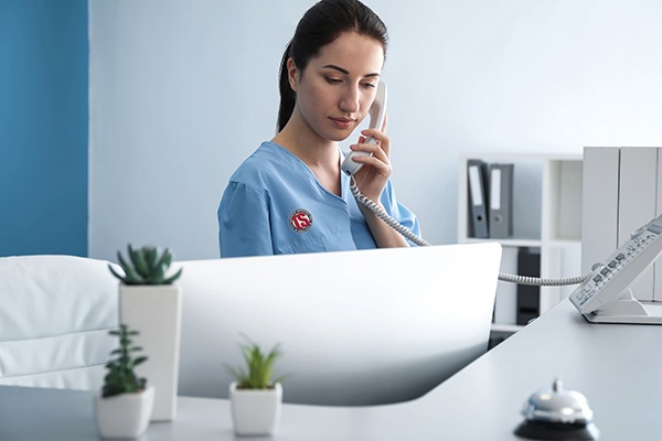 Medical Receptionist in Jefferson City